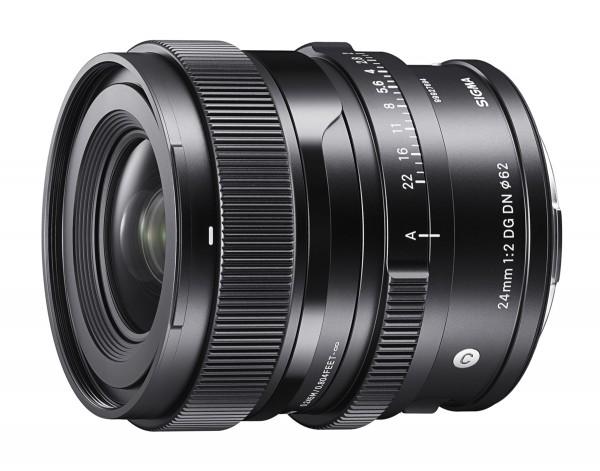 Sigma 24mm F/2 DG DN [C] Sony-E