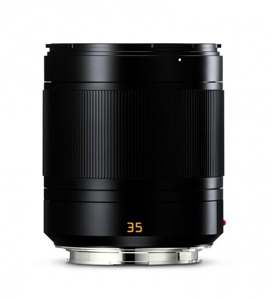 Leica Summilux TL 35/1,4 Asph. schwarz eloxiert