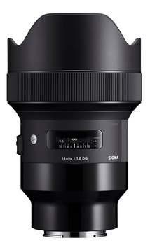 Sigma 14mm F1,8 DG HSM Art Sony E