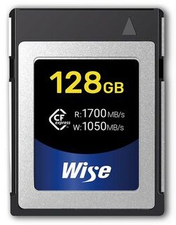 Wise CFexpress 128GB