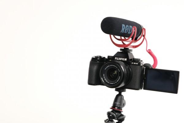 Fujifilm X-S10 + XC 15-45mm Vlogger Set