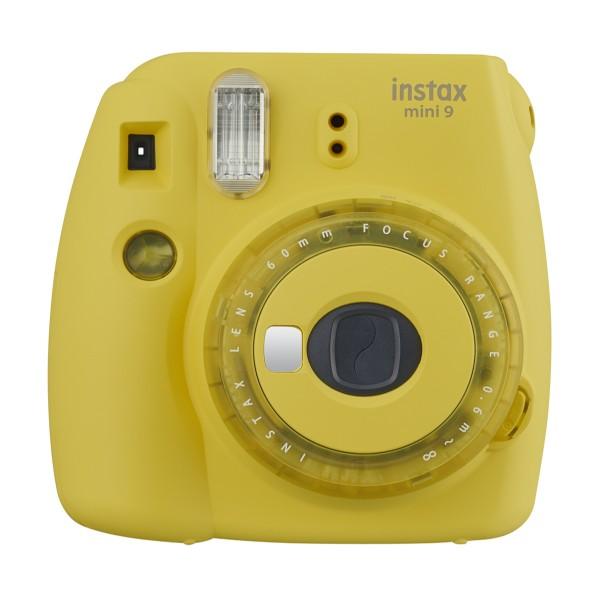 Fuji Instax mini 9 yellow limited edition