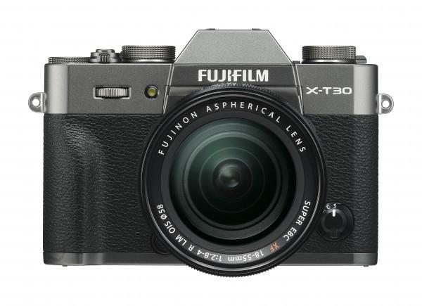Fujifilm X-T30 anthrazit + XF18-55mm F2.8-4 R LM OIS