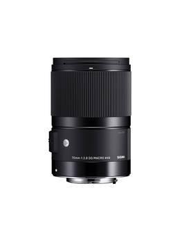 Sigma 70mm F2,8 DG MACRO Art Canon
