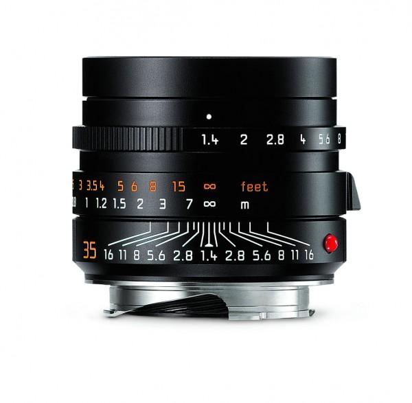 Leica Summilux-M 1:1,4/35 mm ASPH schwarz