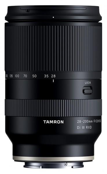 Tamron 28-200 Di III RXD Sony E