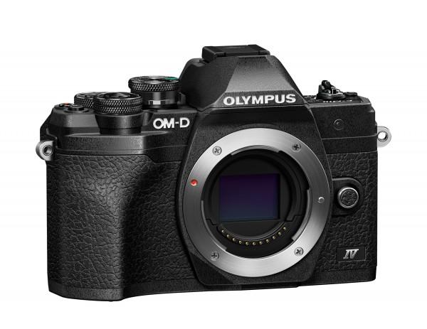 Olympus E-M10 IV schwarz Body