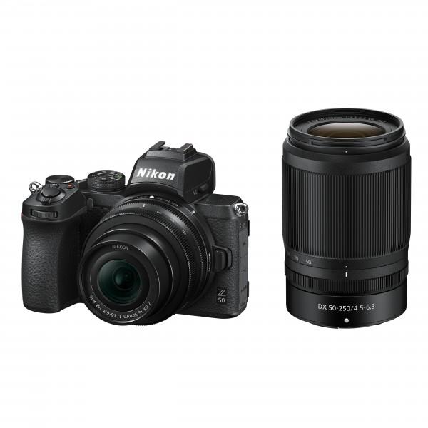 Nikon Z 50 KIT DX 16-50 + DX 50-250