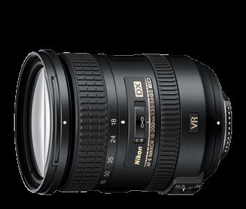 Nikon 18-200 DX VR II