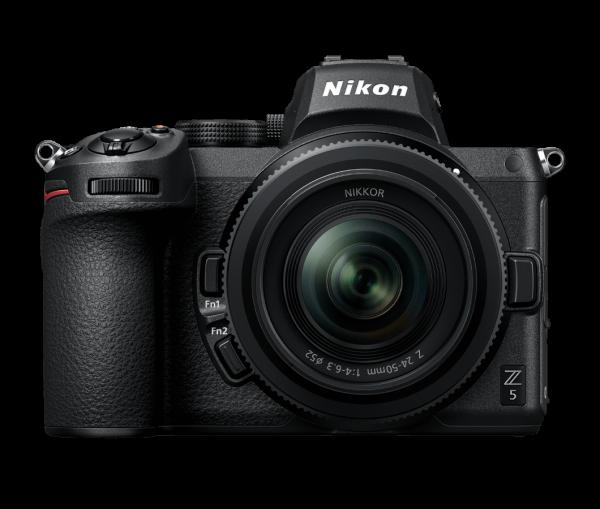 Nikon Z5 Kit + 24-50mm - Jetzt 100,- sparen!