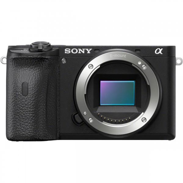 Sony A6600 Gehäuse - Jetzt 150€ sparen!