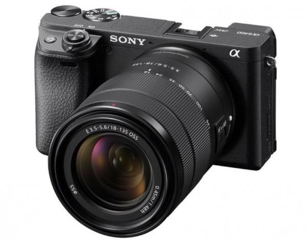 Sony A6400 +18-135 OSS