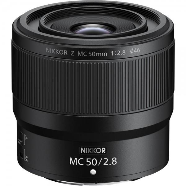 Nikon Nikkor Z MC 50/2,8 - Jetzt vorbestellen!