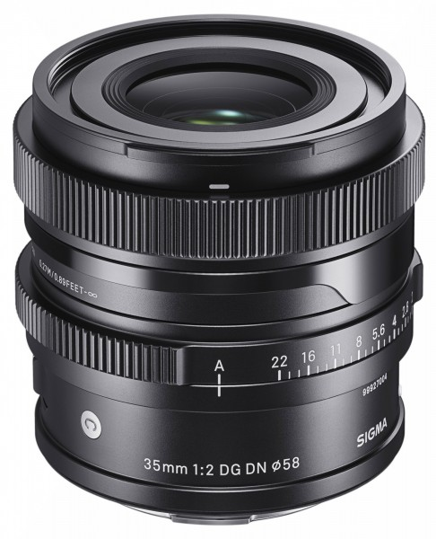 Sigma 35/2 DG DN Contemporary Sony-E