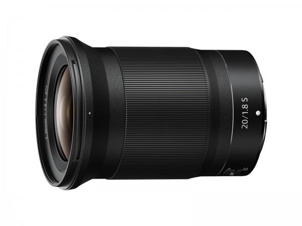 Nikon Nikkor Z 20/1.8 S