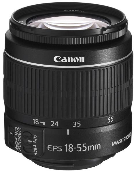 Canon EF-S 18-55 IS II