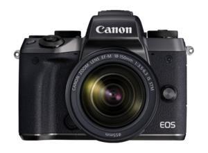 EOS M5+18-150