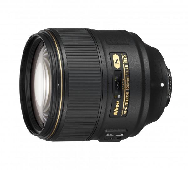 Nikon AF-S 105mm F/1.4 E ED