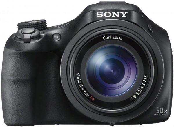 Sony HX400V schwarz