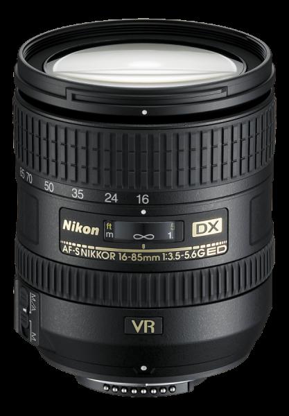 16-85/3,5-5,6 G AFS DX VR ED