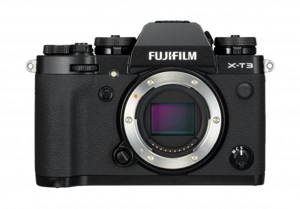 Fujifilm X-T3 Body schwarz - Jetzt Sofortrabatt sichern!