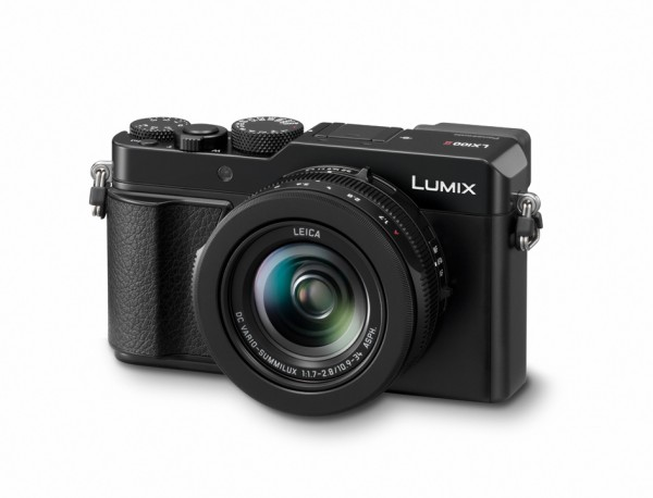 Lumix LX100 II schwarz
