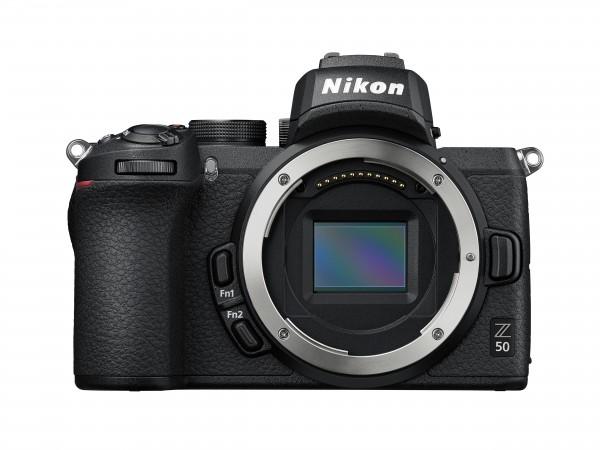 Nikon Z 50 Body - Jetzt 100,- sparen!