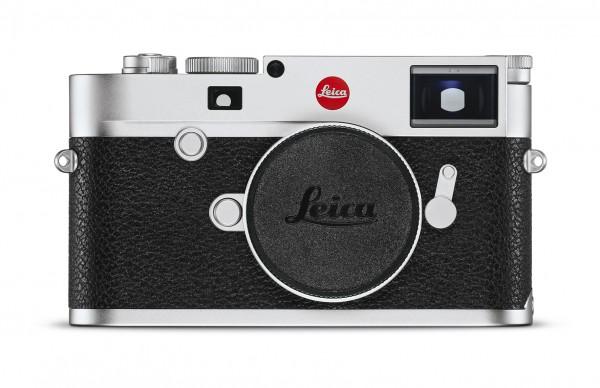 Leica M10 silbern verchromt