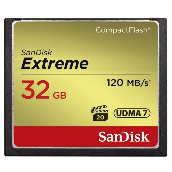 Sandisk CF 32GB 800X