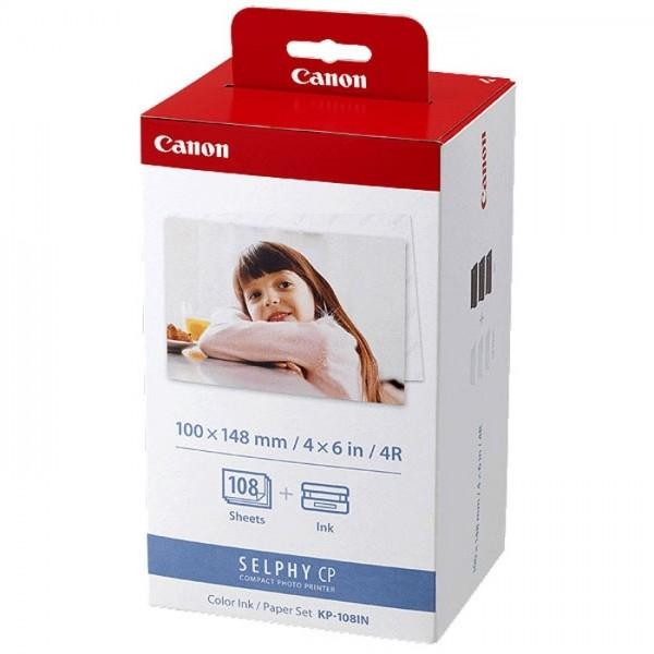 Canon KP-108 IP Papier für Selphy CP Drucker