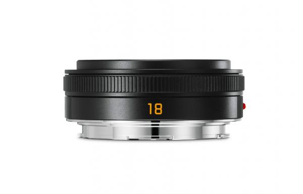 Leica 18mm/2.8 Elmarit-TL schwarz