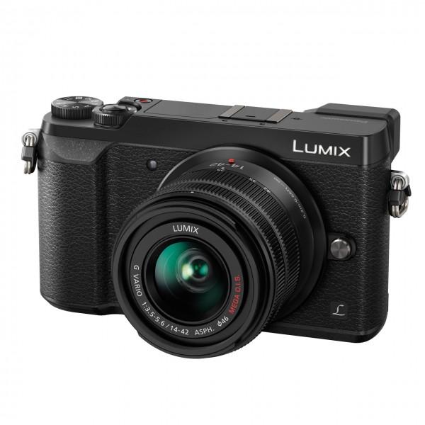 Panasonic LUMIX GX80 + 14-42mm