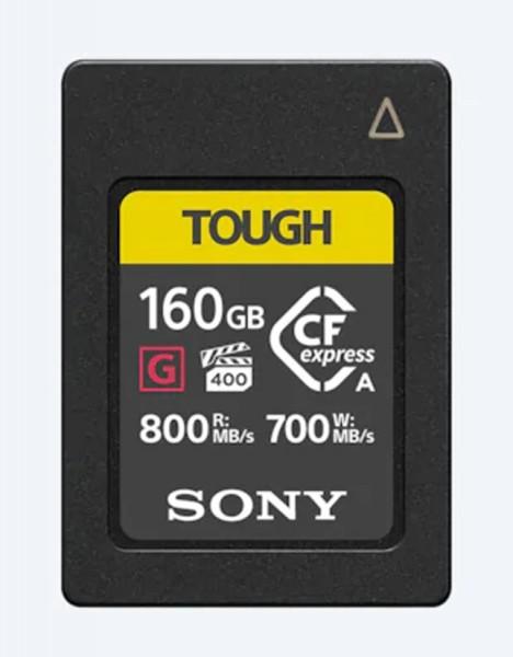 Sony CFexpress Typ A   160GB   R800 / W700 MB/S