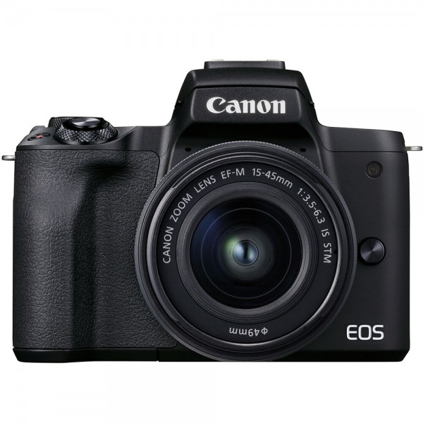 Canon EOS M50 Mark II + EF-M 15-45 mm IS STM