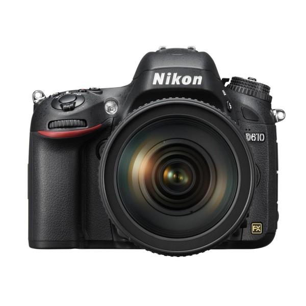 Nikon D610 + AF-S 24-120mm 1:4G ED VR
