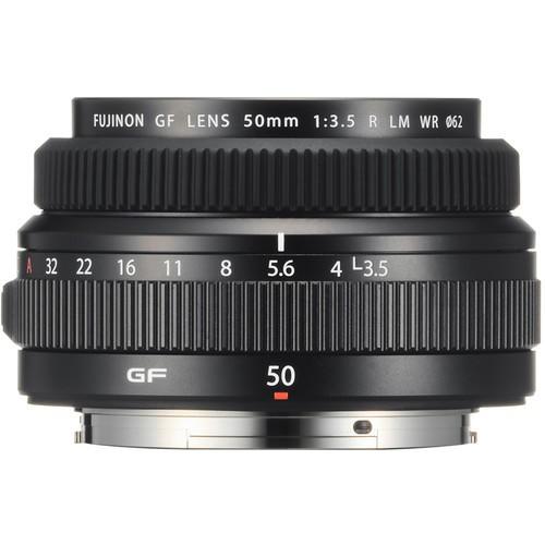 Fujinon GF 50mm 3.5 R LM WR