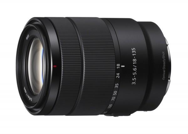 Sony SEL 18-135mm F/3,5-5,6 OSS