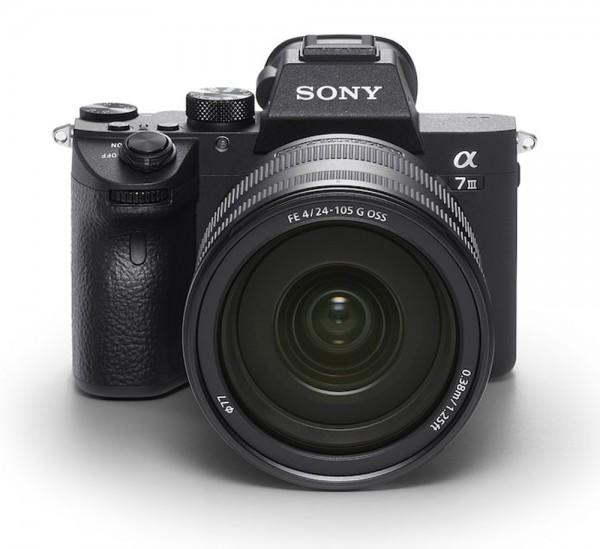Sony Alpha 7 III + 24-105/4,0 G OSS