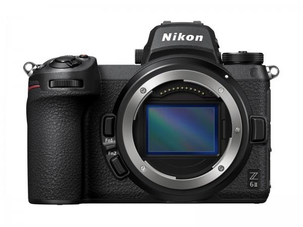 Nikon Z 6II + FTZ Objektivadapter