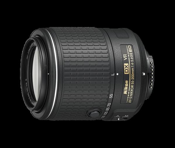 Nikon AF-S 55-200mm F/4-5.6 VR II DX