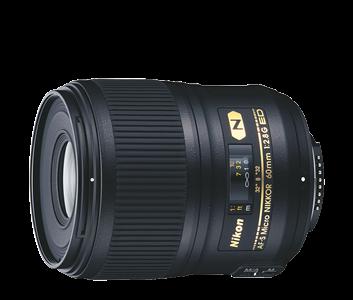Nikon AF-S 60mm F/2.8 G Micro Makro