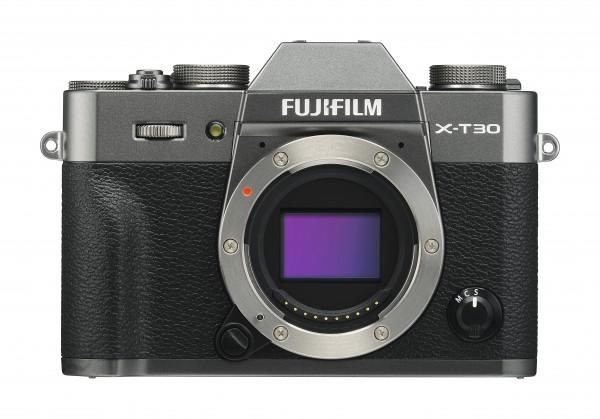 Fujifilm X-T30 Body anthrazit